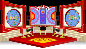 Family Feud Challenge pilot Bullseye round by wheelgenius