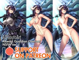 Albedo, Guardian Overseer - Patreon by ADSouto