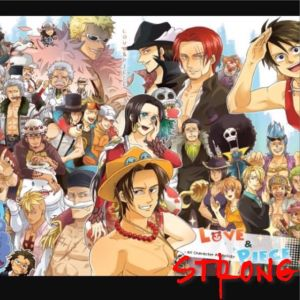 Strong(One Piece x Reader)44~The Past: CP9 by Animefreak1145 on