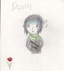 Devin by paigelovesanime