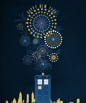 .:HAPPY NEW YEAR: WHOVIANS:. by RachelDinozzo