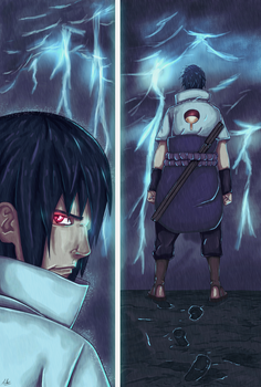 Sasuke's Way by Nyster7