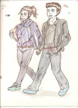 Hand holding by death-note-writer