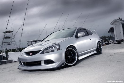 Troy's RSX - S3 Mag by four