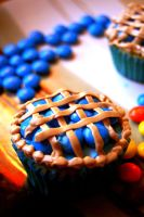 Cuppy Cakey Pie Cakes by LikeAnOpenBook