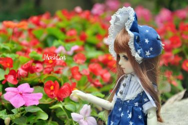 Ceci in Macao by Maskcat