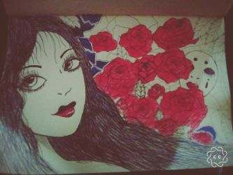 Tomie by Selenophy369