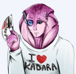 I Love Kadara by Little-Birdie