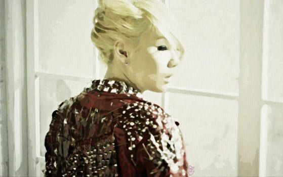 2ne1 - Lonely 4 by MyHiTops