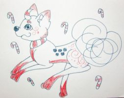 DAY 1 :: Red Candy Apprentice by Etrenelle