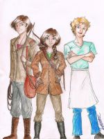 People from District 12 by Angie-Black