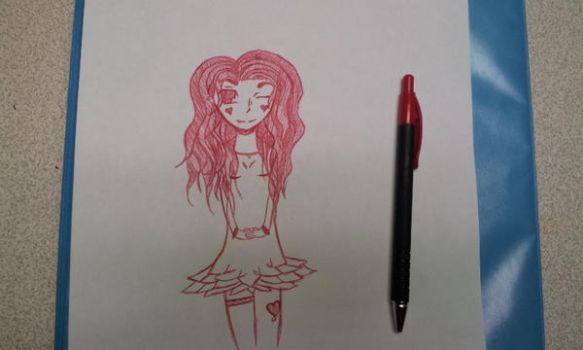 Red Pen by Darcosaurs