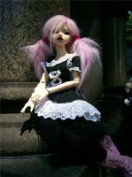 Ball Jointed Doll by Kccola7