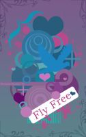 Fly Free by blushing