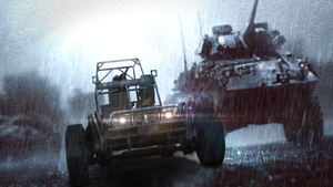 BF4 Fan Wallpaper [Lights ON] by BarabanRUS