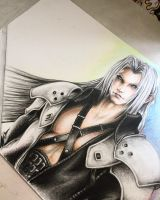 Sephiroth by xoaddictionxo