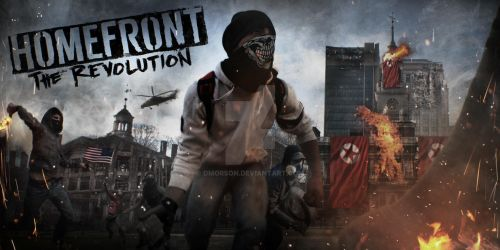 Homefront: The Revolution by dmorson