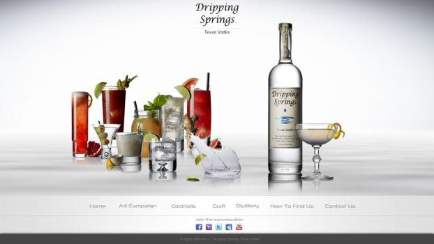 layout dripping springs vodka by alin0090