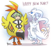 Nuzlocke: HAPPY NEW YEAR! (2017)