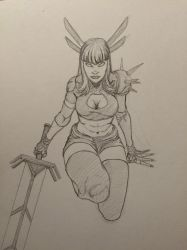 Magik by amonkeyonacid