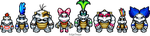 Dry Koopalings ML:BIS by RidgeTroopa