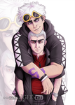 Guzma + Nanu by casualGEE