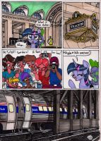 Twilight Sparkle and the Big City Page 127 by newyorkx3
