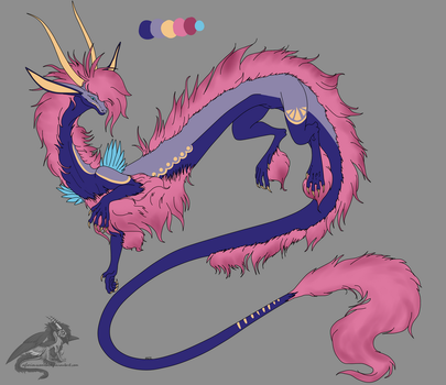 Dragon Adopt 1 ~closed~ by Adopt-Critters