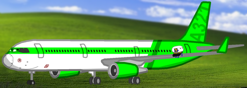 I Like Planes by A321Robloxplanes