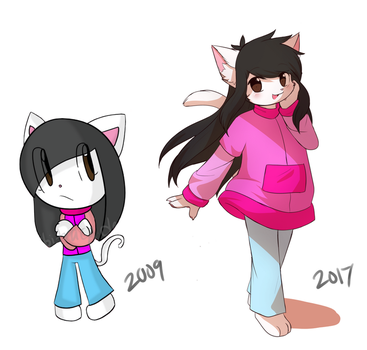 2009 to 2017 by Sunnynoga