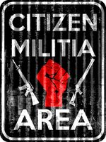 Citizen Militia-Socialist by MouseDenton