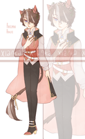 Fleuvelier 34 Auction [CLOSED] by Xianta-chan