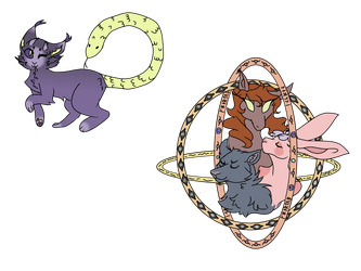 OTA Random Adopts (2/2 OPEN) by DreamingOfTheWeekend