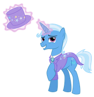 The Great and Powerful Trixter by Nianara