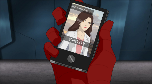 Incoming Call | Dinah Foust x Peter Parker by gayurii