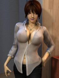 Sales Girl Redo 02 by willdial