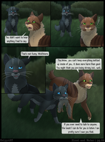 Warriors: Blood and Water - Page 64 by KelpyART