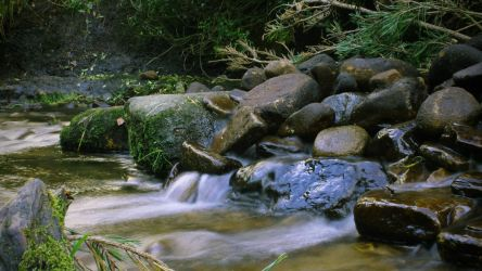 Little Waterfall by todaywiththeCJB