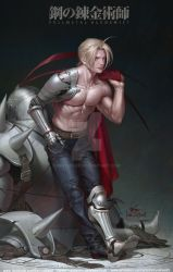 Full Metal Alchemist Elric Bros by inhyuklee