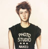 Sehun by Dangoround