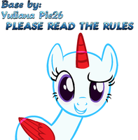 MLP Base #5 | I agree with you by YulianaPie26