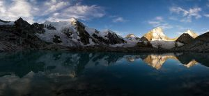Lake without name by Arafinwearcamenel