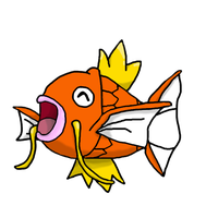 Magikarp for Collab by kayleigh29