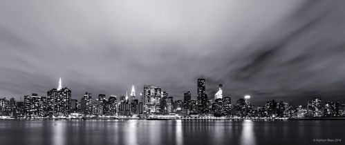 City of Blinding Lights by KERphotography