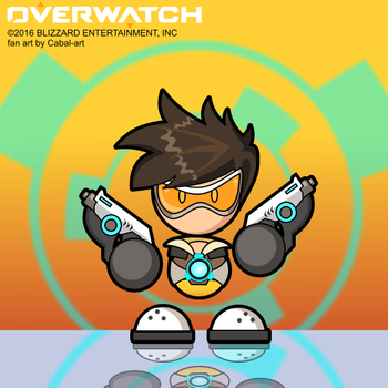 Tiny Tracer by cabal-art