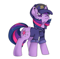 Coastie Twi(Not made by me) by MintBronyCrunch