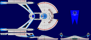 USS Akyazi Multi-View by captshade