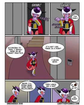 Unguarded Ch. 4 Page 33 by ladytygrycomics