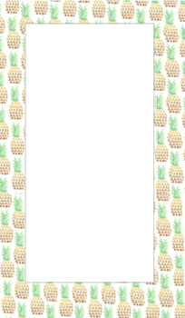 dA Pineapple journal skin by Camtyox
