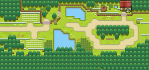 Route 117 remake by Mucrush